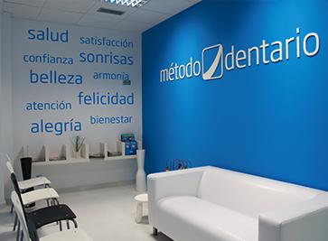 clínica dental en Ribeira